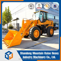 container loader 3ton heavy duty long arm container top loader
