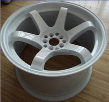 18 inch tuning aluminum alloy wheel rim for auto car 5x100
