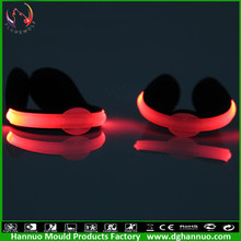2015 Best selling flash led light rechargeable shoes parts with CE and RoHs