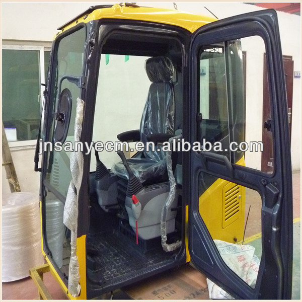 PC200-7 operator cabin ass'y for excavator spare parts made in china