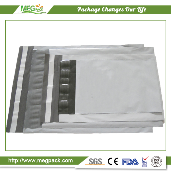 ALIBABA CHINA Mail order plastic express custom white poly mailer bag