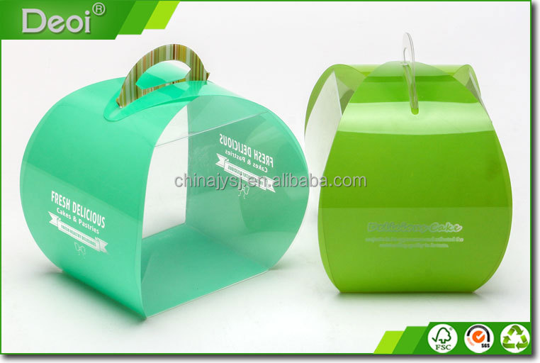 Trade Assurance TOP1 factory design cake box packaging