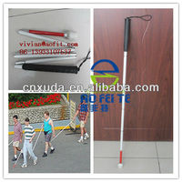 High quality white cane for blind people