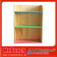 KD children clothes cabinet of solid pine wood hot sale in 2016