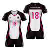 women latest cheap oem design your own jersey dri fit sleeveless volleyball shirts