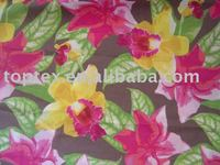 100% Cotton Printed Poplin,floral printing,cotton poplin