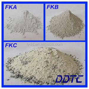 Dry Vibrating Refractory Quartz Material For Boilers