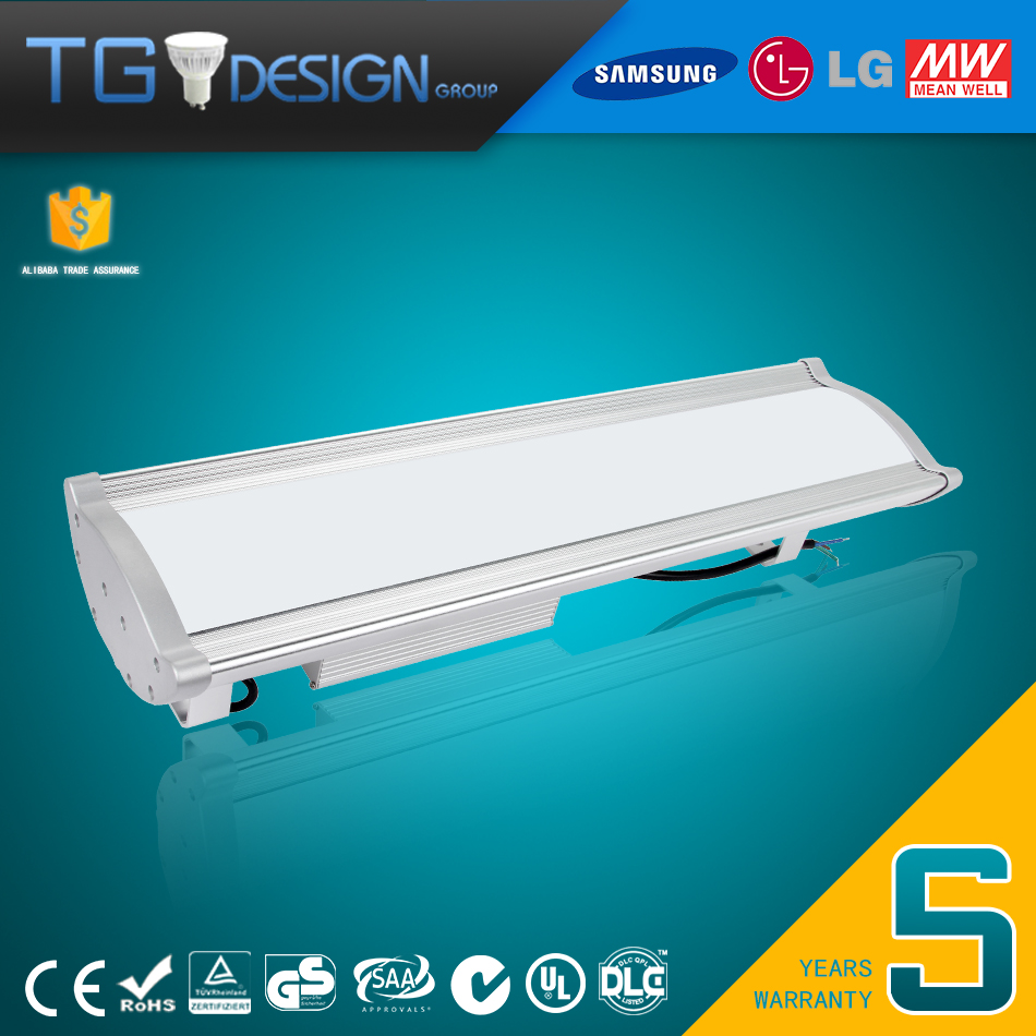 IP65 led high low bay light 80w 2ft 10400lm 5630 waterproof linear light