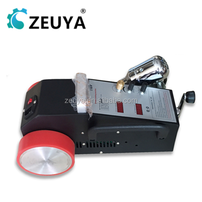 ZEUYA 1300W hot air poster pvc banner welding machine portable CE Approved LC-3000A
