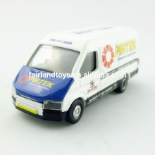 Simulation diecast van model car,van model toys,mini van model