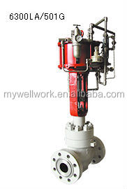 Newest KOSO 501G: Cage Guided Control Valves 550G: Multi-hole Cage Guided Control Valves