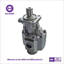 hight pressure hydraulic gear pump for dump truck lifting system spare parts