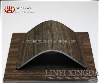 Unbreakable plastic core flexible building materials buy for Flexible roofing material