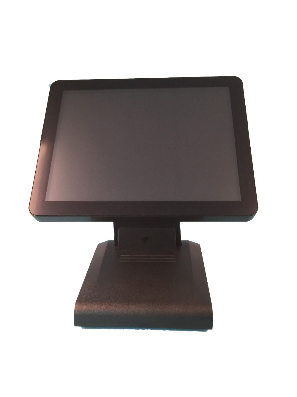 Handheld android pos terminal dual screen pos with cash register display