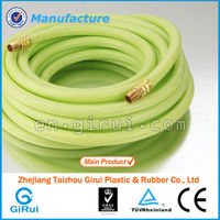 Flexible oil resistant soft rubber tubing