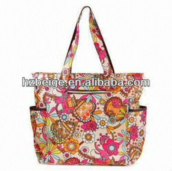 Hot-selling Women's Multifunction Nylon Beach Bag