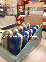Kymco Corrugated Counter Top Display for Sunglasses Tin Case