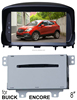 (for BUICK ENCORE) 8 inch 2 din auto DVD Player with GPS, bluetooth