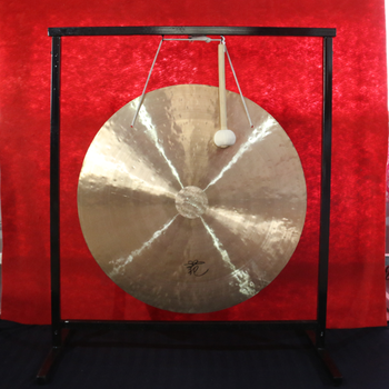 Wind gong chinese handmade antique wind feng gong on hot sale