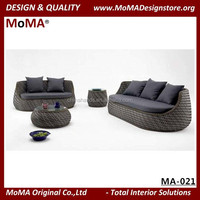 MA-021 Outdoor Rattan Furniture Outdoor Rattan Sofa Set