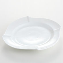 China wholesale white ceramic plate for restaurants