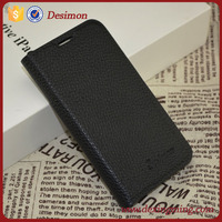 Flip leather back cover unbreakable case for Samsung galaxy s4