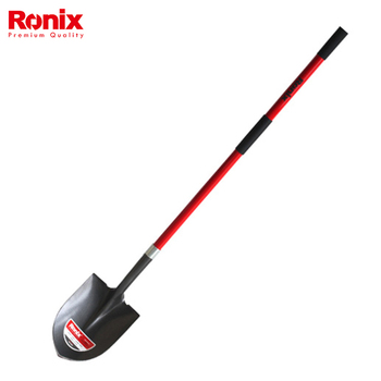 RONIX multifunctional stainless steel Survival Tactical Shovel outdoor camping shovel WITH FIBER GLASS HANDLE RH-9903