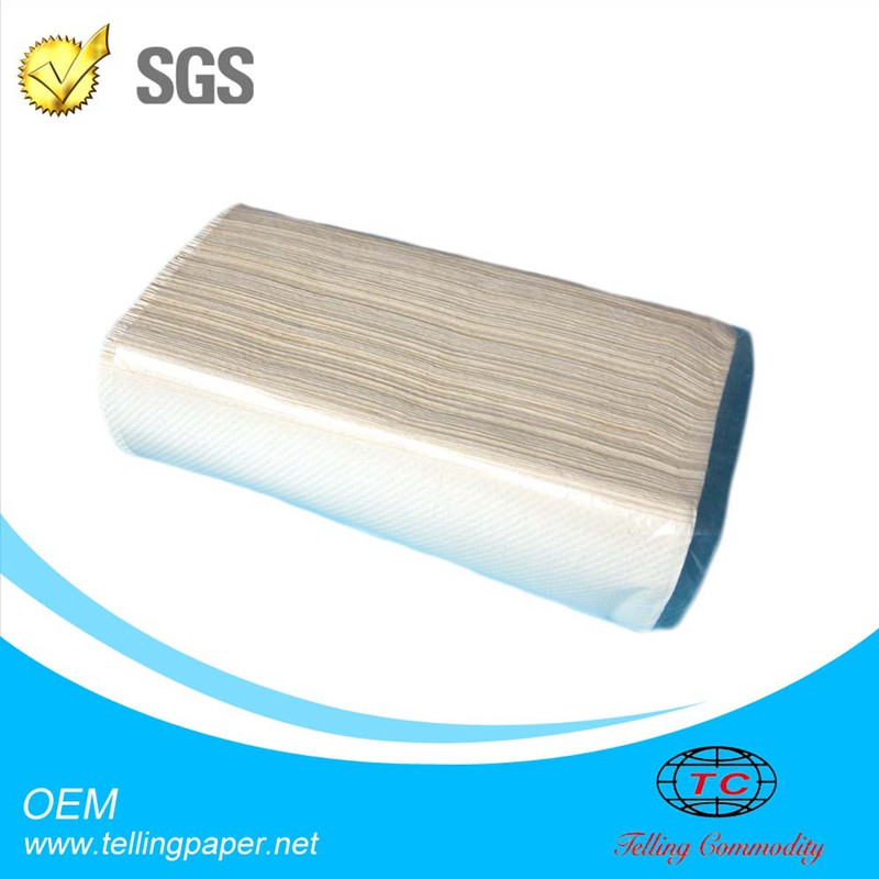 Extra large 45 gsm industrial paper hand towel for commercial