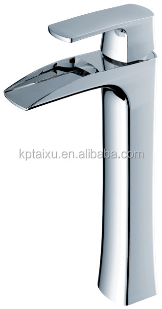 Good quality 2016 new style classic water fall faucets made in china