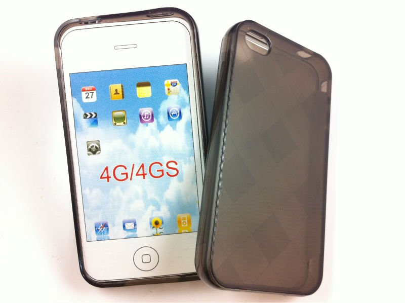 jerry TPU cellphone case for iphone 4g 4s