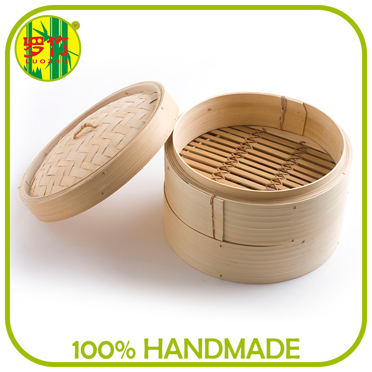 Looking for Investment Partner Good for Health Round Mini Dim Sum Bamboo Steamer