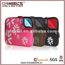 2012 New style flower print neoprene laptop sleeve