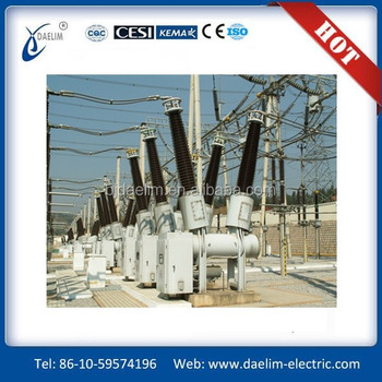 Dead Tank 145kv sf6 Outdoor Over-voltage Protection Circuit Breaker