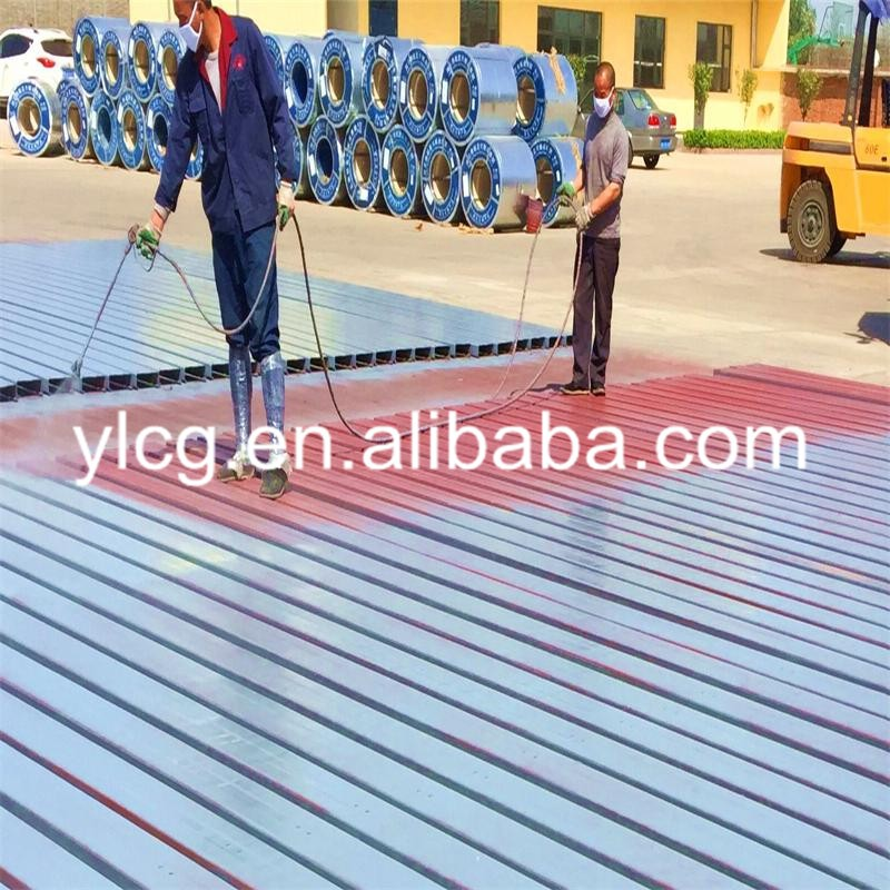 high quality standard thickness of c purlins