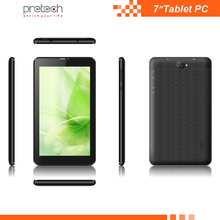 Shenzhen chinese oem high quality 7inch 4G android MTK8735 tablet pc Dual SIM card wifi 1024*600 TN/IPS
