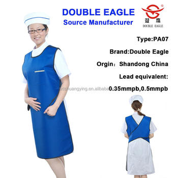 high quality medical radiation x-ray protective lead apron