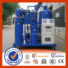 2017 China hot sale Vacuum Hydraulic Oil /Purifier Dehydration, frying oil filter system