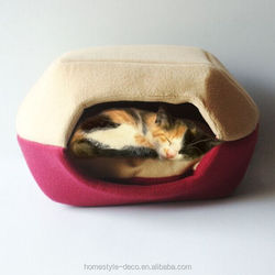 Wholesale soft small dog bed cat bed for lovely pets