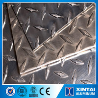 1100/3003/5005/5052 all temper aluminum tread plate
