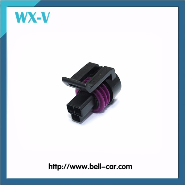 OEM 3 Pin Male Female PBT-GF15 Auto Automotive Electrical Wire Harness Connector 12065287