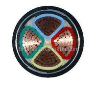 0.6/1kV 4x150mm2 Copper Conductor XLPE Insulated Electrical Power Cable
