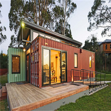 luxury 40ft shipping container house