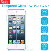 Made in China Safety Tempered Glass for iPod Touch 5 Screen Protector