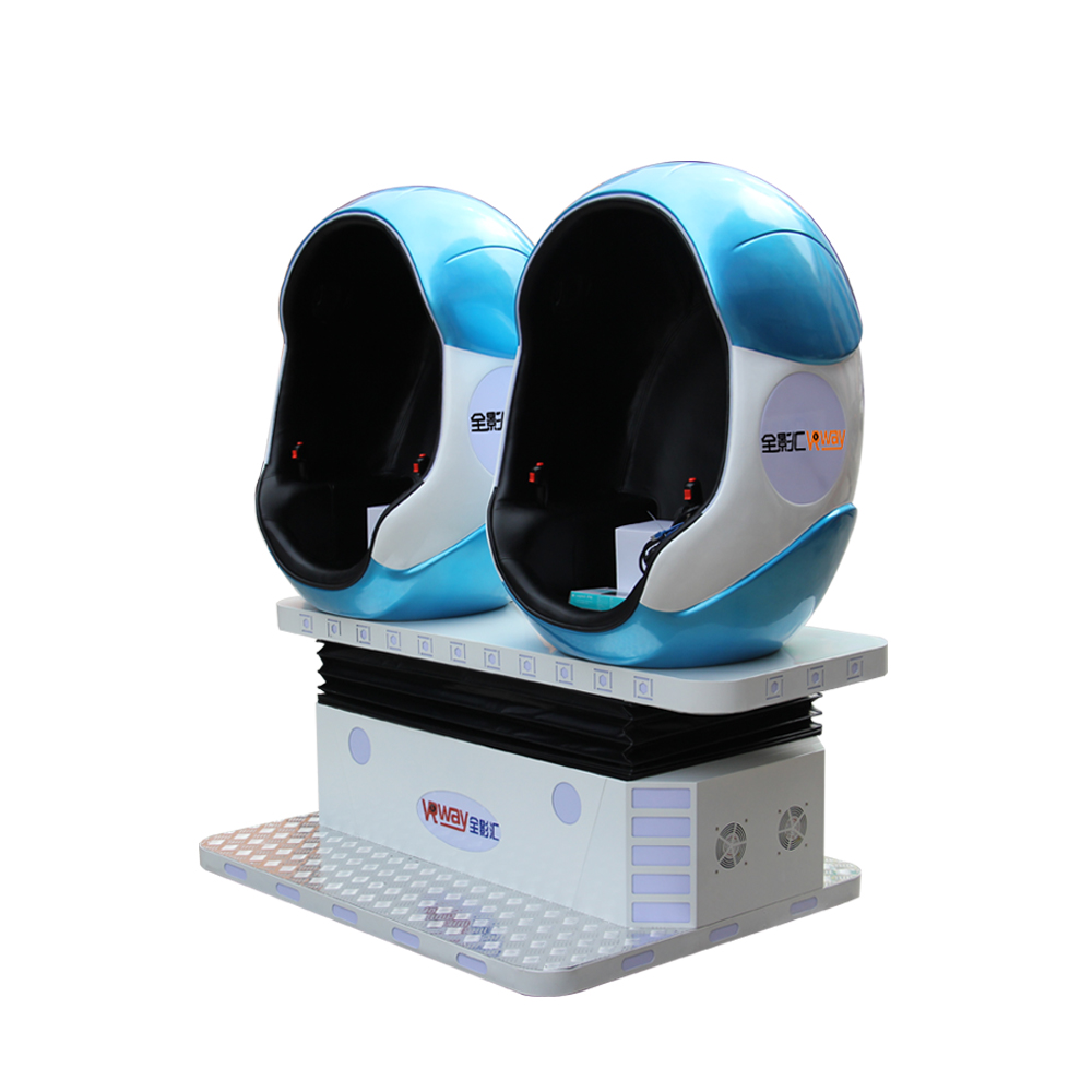 2017 new arrival 9d cinema rotating platform