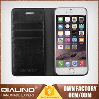 Original Design Reasonable Price Cow Leather 2D Sublimation Case For Iphone 6