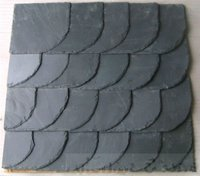natural black slate roof tile