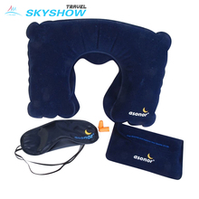 Customized Logo Branded Promotional Travel Kit For Ladies Airline Set