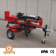 cheap used hydraulic kinetic screw automatic electric pto driven wood log splitter