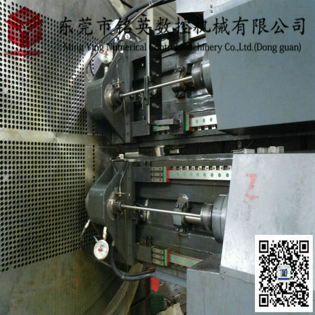 TP-3015/2 CNC tube plate deep hole drilling machines