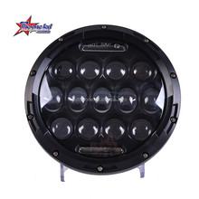 75W 2004 jeep wrangler led headlights with DRL